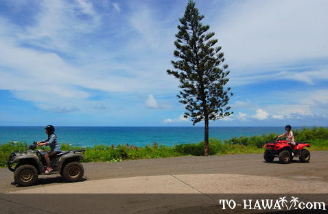 Kualoa ATV tours
