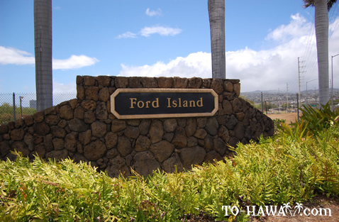 Where Is Ford Island