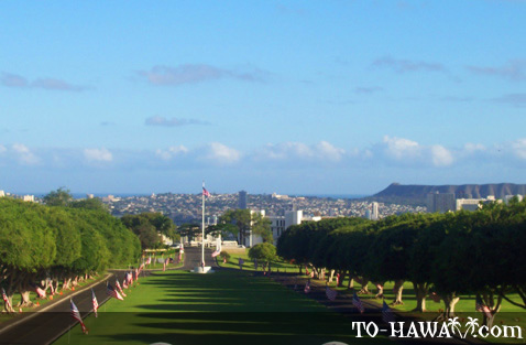Historic location in Honolulu