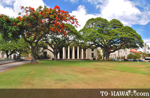 Hawaii State Library
