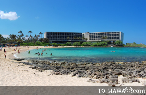 View to Turtle Bay Resort