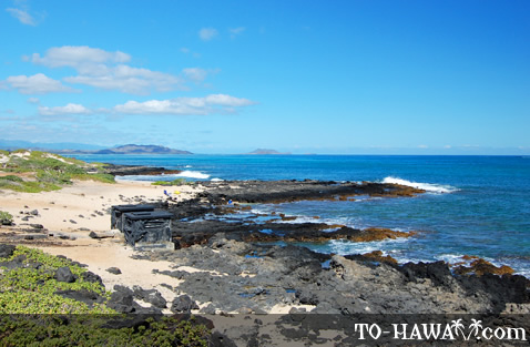 South shore Oahu