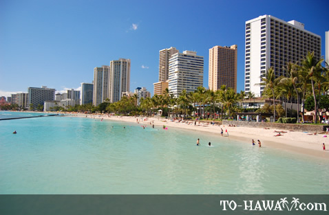 View to Waikiki hotels