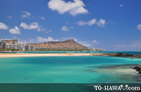 View to Diamond Head