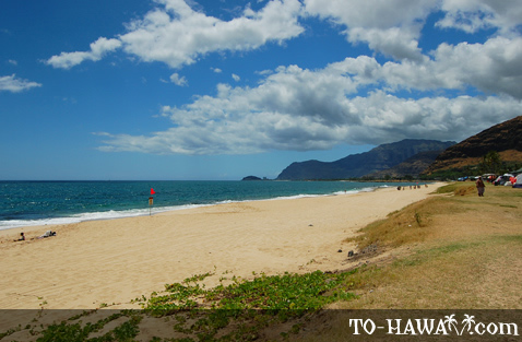 Oahu west shore
