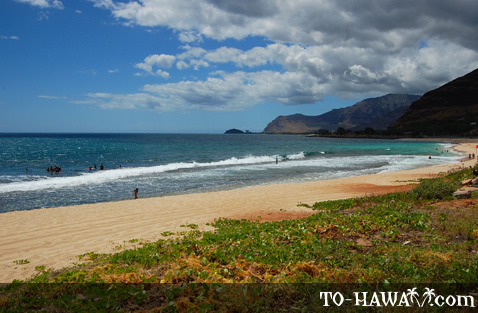 West shore Oahu