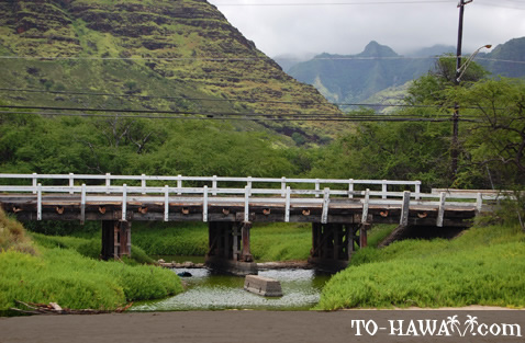 Makaha bridge