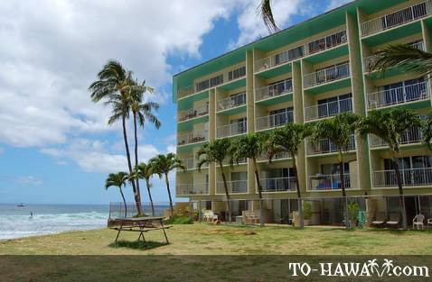 Makaha Shores vacation condos