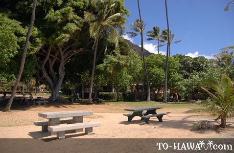 Located in the foothills of Diamond Head