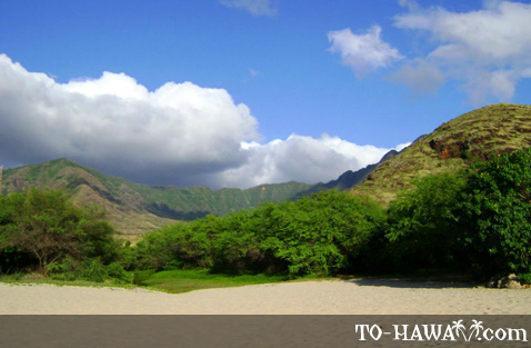 Waianae Mountains