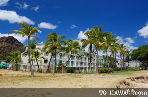 Makaha Surfside condominium