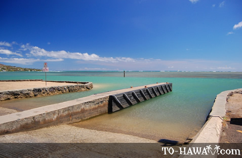 Hawaii Kai boat ramp
