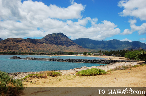 Poka'i Bay Beach Park