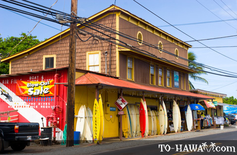 Hale'iwa Surf Shack