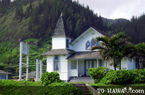 Hau'ula Congregational Church