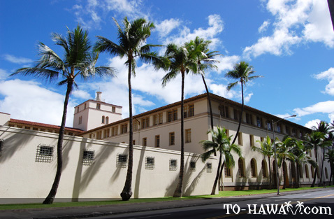 Honolulu Post Office