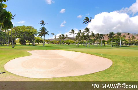 Waialae Golf Course