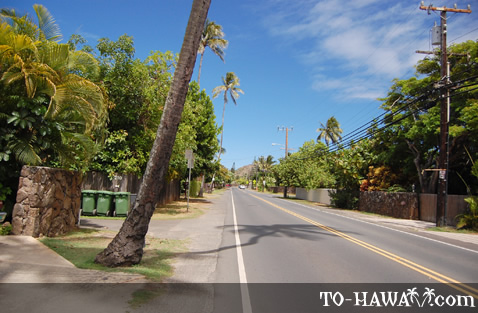 North Kalaheo Avenue
