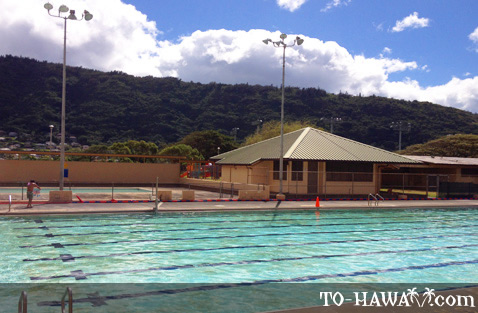 Manoa Pool