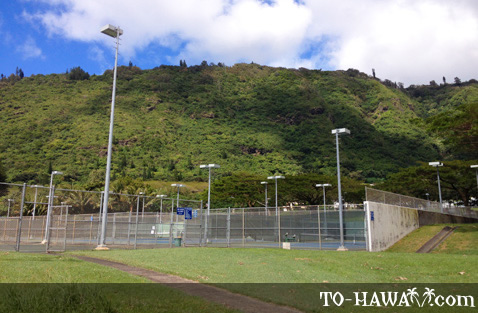 Manoa Valley District Park