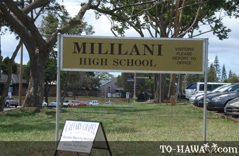 Mililani High School