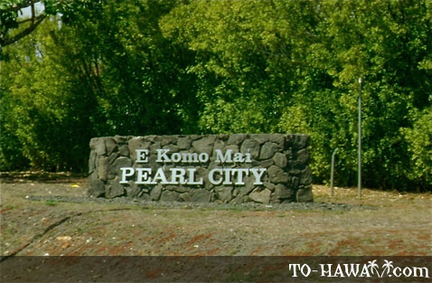 Welcome to Pearl City