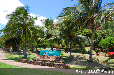 Wai'anae Coast Health Center