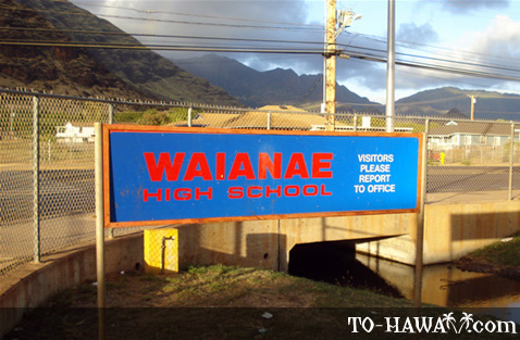 Wai'anae High School