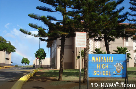 Waipahu High School