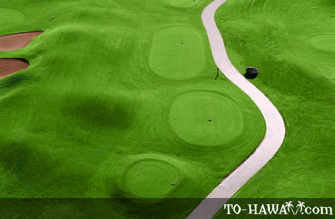 Ewa Beach Golf Club on Oahu