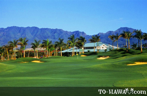 Waikele Country Club on Oahu