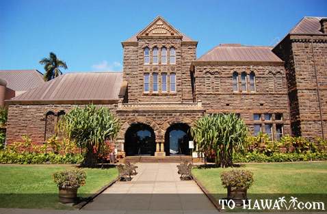 Hawaiian Hall