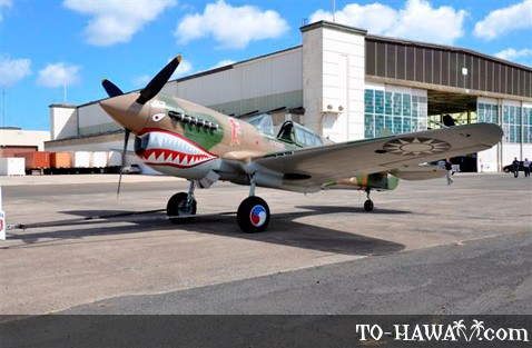 Flying Tigers P-40E
