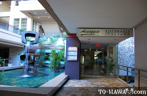 Assaggio, Ala Moana Center