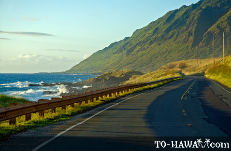 Farrington Highway (West Shore)