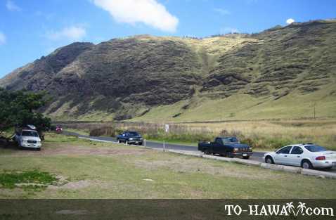 Farrington Highway (West Shore) on Oahu