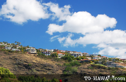 Luxurious homes near Hawaii Kai
