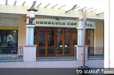 Honolulu Coffee Co
