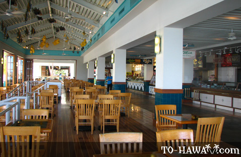 Aloha Tower Food Court