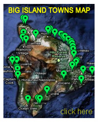 Big Island Cities Map