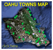 Oahu Cities And Towns To Hawaii Com
